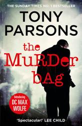 The Murder Bag. Dein finsteres Herz, englische Ausgabe