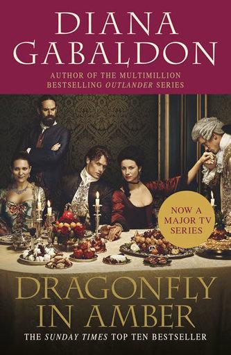 Outlander: Dragonfly In Amber (TV Tie-In). Outlander - Die geliehene Zeit, englische Ausgabe - Diana Gabaldon