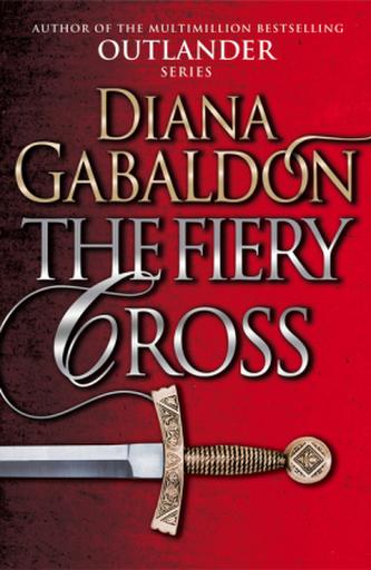Outlander - The Fiery Cross. Das flammende Kreuz, englische Ausgabe - Diana Gabaldon