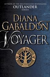 Outlander - Voyager. Ferne Ufer, englische Ausgabe