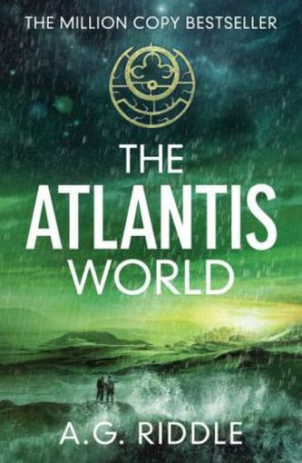 The Atlantis World - Riddle, A. G.