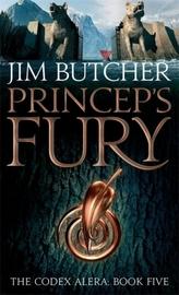 Princeps' Fury. Codex Alera - Die Befreier von Canea, englische Ausgabe