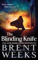 The Blinding Knife. Die blendende Klinge, englische Ausgabe