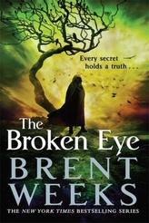 The Broken Eye. Sphären der Macht / Schattenblender, englische Ausgabe