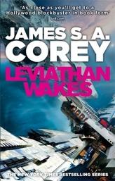 Leviathan Wakes. Leviathan erwacht, englische Ausgabe