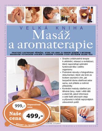 Masáž a aromaterapie - Catherine Stuart