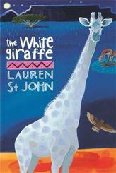 The White Giraffe. Die weiße Giraffe, englische Ausgabe