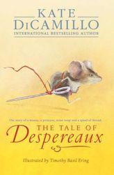 Tale of Despereaux. Despereaux, Englische Ausgabe