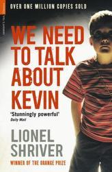 We Need To Talk About Kevin. Wir müssen über Kevin reden, englische Ausgabe