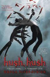 Hush, Hush. Wenn die Nacht beginnt, englische Ausgabe