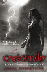 Crescendo. Bis das Feuer die Nacht erhellt, englische Ausgabe