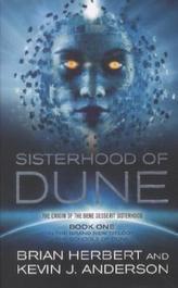 The Sisterhood of Dune. Der Thron des Wüstenplaneten, englische Ausgabe