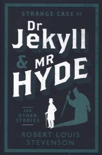 Strange Case of Dr Jekyll and Mr Hyde. Der seltsame Fall des Doktor Jekyll und Mister Hyde, englische Ausgabe - Stevenson, Robert Louis