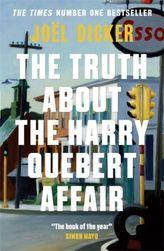 The Truth About The Harry Quebert Affair. Die Wahrheit über den Fall Harry Quebert, englische Ausgabe