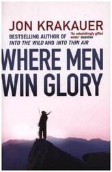 Where Men Win Glory. Auf den Feldern der Ehre, englische Ausgabe