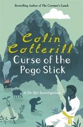 Curse of the Pogo Stick. Der Tote im Eisfach, englische Ausgabe