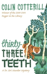 Thirty-Three Teeth. Dr. Siri sieht Gespenster, englische Ausgabe