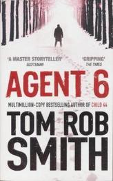 Agent 6, English edition