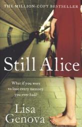 Still Alice. Mein Leben ohne Gestern, englische Ausgabe