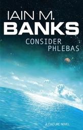 Consider Phlebas. Bedenke Phlebas, englische Ausgabe