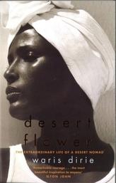 Desert Flower. Wüstenblume, englische Ausgabe