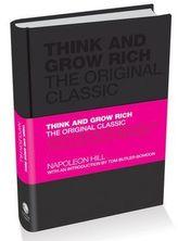 Think and Grow Rich. Denke nach und werde reich, englische Ausgabe
