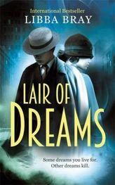 Lair of Dreams. The Diviners - Die dunklen Schatten der Träume, englische Ausgabe