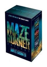 The Maze Runner Trilogy, 3 Vols.