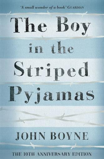 The Boy in the Striped Pyjamas. Der Junge im gestreiften Pyjama, englische Ausgabe - Boyne, John