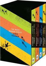 Maze Runner Series, 4 Vols.. Maze Runner-Trilogie - Die Auserwählten, englische Ausgabe