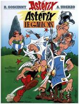 Asterix - Asterix le Gaulois. Asterix der Gallier, französische Ausgabe