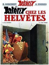 Asterix - Asterix chez les Helvetes. Asterix bei den Schweizern, französische Ausgabe