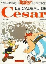 Asterix - Le cadeau de Cesar. Das Geschenk Cäsars, französische Ausgabe