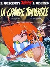 Asterix - La Grande Traversee. Die große Überfahrt, französische Ausgabe