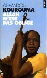 Allah n'est pas oblige. Allah muss nicht gerecht sein, französische Ausgabe