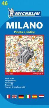 Michelin Karte Milano