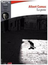 La Peste, 2 MP3-CDs. Die Pest, 2 MP3-CDs