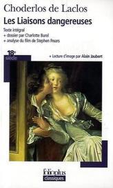 Les liaisons dangereuses. Gefährliche Liebschaften, französische Ausgabe