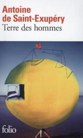 Terre des hommes. Wind, Sand und Sterne, französische Ausgabe