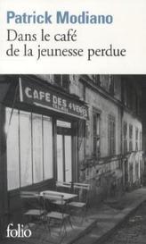 Dans le café de la jeunesse perdue. Im Café der verlorenen Jugend, französischen Ausgabe
