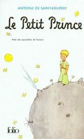 Le Petit Prince. Der kleine Prinz, französische Ausgabe