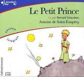 Le petit prince, 2 Audio-CDs. Der kleine Prinz, 2 Audio-CDs, französische Version