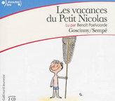 Les vacances du Petit Nicolas, 2 Audio-CDs. Der Kleine Nick und die Ferien, französische Ausgabe