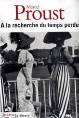 A la recherche du temps perdu. Auf der Suche nach der verlorenen Zeit, französische Ausgabe