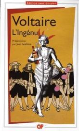 L' ingénu. Der Freimütige, französische Ausgabe