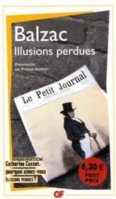 Illusions perdues. Verlorene Illusionen, französische Ausgabe