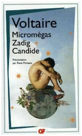 Micromégas. Zadig. Candide