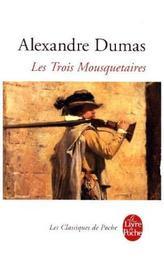 Les Trois Mousquetaires. Die drei Musketiere, französische Ausgabe