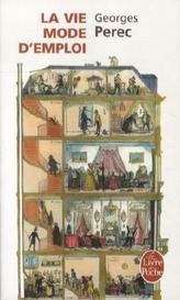 La vie mode d'emploi. Das Leben: Gebrauchsanweisung, französische Ausgabe
