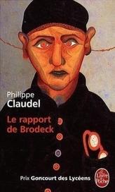 Le rapport de Brodeck. Brodecks Bericht, französische Ausgabe
